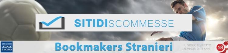 siti scommesse stranieri, bookmakers stranieri, siti di scommesse esteri